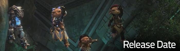 Guild wars 2 release date in Sydney